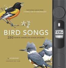 Bird Songs: 250 North American Birds in Song (HC) Les B