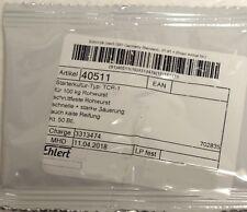 Starterkultur, Typ TCR 1, 25g für 100 kg schnittfeste Rohwurst