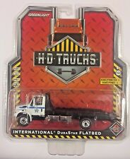 Greenlight 1/64 International DuraStar Chicago PD Flatbed HD Trucks S1 2015