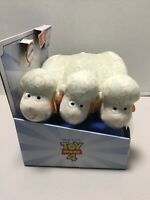 NEW Toy Story 4 Billy Goat & Gruff Plush With Sounds • Bo Peeps Sheep 2019 (NEW)