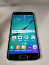 New listing Samsung Galaxy S6 Edge 32Gb Blue Sm-G925A Unlocked Gsm World Phone Bw5566