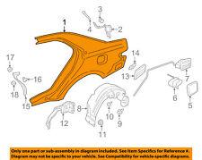 Lincoln FORD OEM 17-18 Continental-Quarter Panel Rear Fender Left GD9Z5427841A