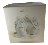 2007 Hallmark Keepsake Joy to the World Advent Wreath