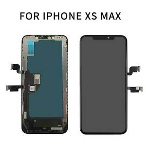 LCD For iPhone XS MAX Screen Replacement Retina 3D Touch Digitizer Upgrade