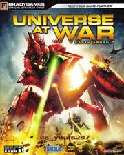 Universe At War: Earth Assault - off. Lösungsbuch engl.