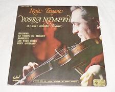 LP : Nuit Tzigane - Yoska Nemeth et son orchestre - Hungarian Gypsy