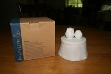 PartyLite P91968 Owls Escential Jar Holder - Nib Other