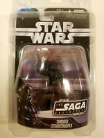 "🔥 Shadow Trooper STAR WARS The Saga Coll. 3.75"" Action Figure Stormtrooper RARE"
