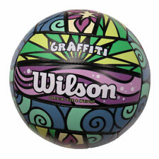 WILSON GRAFFITI VOLLEYBALL , SYNTHETIC LEATHER ADULT SIZE 2018