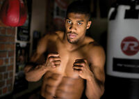 Anthony Joshua Photo Poster Print 260 gsm A2 A3..A4 A5 Options