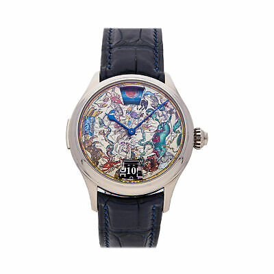 Maitres Du Temps Chapter Three Manual Gold Mens Watch C3R.00.00.800.99-C1