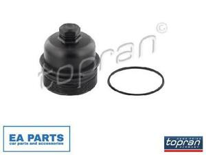 Cover, oil filter housing for CITROËN FIAT FORD TOPRAN 723 789