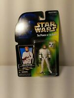 Star Wars Power Of The Force Luke Skywalker In Stormtrooper Disguise Kenner NIB