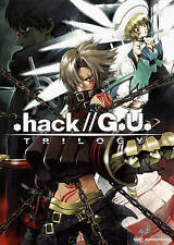 Hack//Gu Trilogy: Movie - Sub Only, New DVDs
