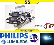 LED KIT 5S 40W PSX24W 2504 12276 6000K WHITE FOG LIGHT BRIGHT COLOR UPGRADE FIT