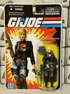 GI Joe Collector's Club FSS 6.0 Oktober Guard Vorona *NEW/SEALED*