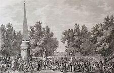 Fête de Virgile à Mantoue Carle Vernet Napoléon Bonaparte Révolution 1850