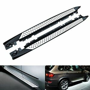 Running Boards for BMW X5 e70 07-13