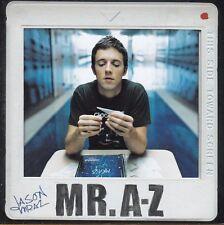 JASON MRAZ Mr. A-Z CD - New