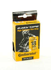 Continental Easy Tape 18mm Road Bike Wheel Rim Strips-Pair-700c