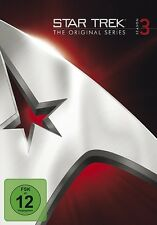 STAR TREK - THE ORIGINAL SERIES SEASON 3 MB 7 DVD NEU LEONARD NIMOY/W.SHATNER/