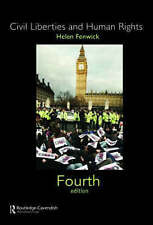 Civil Liberties and Human Rights by Helen Fenwick, Richard Edwards...