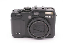 Canon PowerShot G12 10.0 MP Digital Camera w/ 5x Optical IS Zoom (Black)