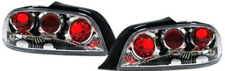 CHROME clear finish tail lights rear lights for Peugeot 306 Convertible 94-02