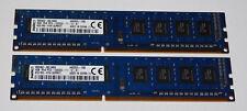 8GB 2 x 4GB Kingston K531R8-HYA PC3-12800 DDR3-1600 RAM PC3 12800U