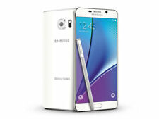 """""""New"""" Unlocked AT&T Samsung Galaxy Note 5 N920A GSM 32GB 5.7"""" 4G LTE White"""