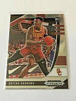 2020-21 Prizm Draft Picks Basketball Rookie - Onyeka Okongwu RC - Atlanta Hawks