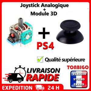 Joystick PS4 et Module 3D bouton Stick Analogique Manette de Playstation 4  ⭐⭐⭐