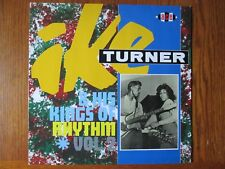 Ike Turner & His Kings of Rhythm Vol. 2 LP Ace Records Lt. UK Pressing NM/NM
