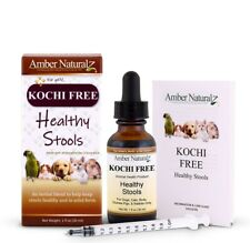 Amber Naturalz - Kochi Free Healthy Stools Digestive Antioxidants for Pets, 1 oz