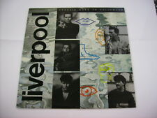 FRANKIE GOES TO HOLLYWOOD - LIVERPOOL - LP VINYL CANADA 1986 EXCELLENT