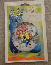 SPONGEBOB SQUAREPANTS BIRTHDAY BALLOON MYLAR *BRAND NEW*