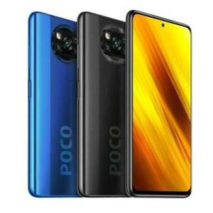 "Xiaomi Poco X3 NFC 6.6"" (128GB/6GB) GAMING SMARTPHONE UNLOCKED Global Version"
