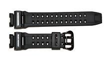 Original Casio G-Shock Gulfman GR9110BW-1 GW9110BW-1 watch band strap black