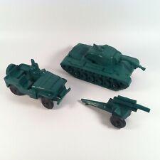 Auburn Rubber Tank plus Cannon & Jeep