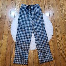 NWT Stafford Men's Plaid Pajama Pants Size Small S