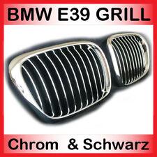 für BMW E39 M5 Nieren Kühlergrill Front Grill Chrom 5er M5