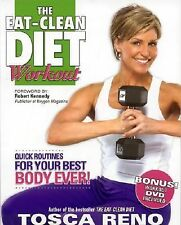 The Eat-Clean Diet Workout: Quick Routines for Your Best Body Ever (with DVD) by