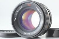 【EXC+4】 Contax Carl Zeiss Planar 50mm f1.4 Lens MMJ CY Mount From JAPAN # 670