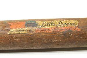 Very Rare Decal Bat H&B Ky. USA Joe Dimaggio Little League Louisville Slugger
