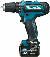 Makita Df331dsmj Perceuse visseuse 12 V CXT Li-ion 4 AH Ø 10 mm
