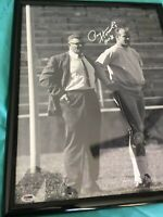 Paul Hornung Signed Poster