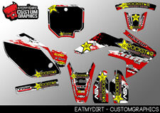 TO FIT HONDA CRF 150R 2007-2017 CUSTOM GRAPHICS KIT MX DECALS MOTOCROSS STICKERS