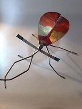 Kunst Flug- Insekt Plastik Modell Metall Figur