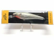 Bagley DB06-GM Musky Fishing Lure New in Box Ghost Minnow Color