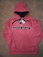 ($55) Ohio State Buckeyes Football Jersey Sweatshirt Adult MENS/MEN'S (s-small)